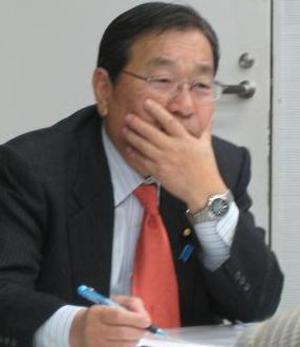 民主党参議院議員 加賀谷健: 黄...